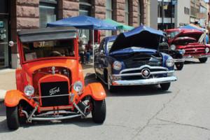 2014 Car Show. Image courtesy of Jesus Fest.