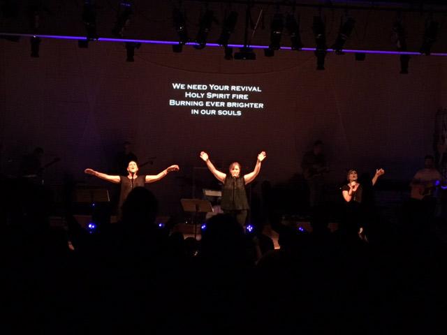 Summit Church worship team.
