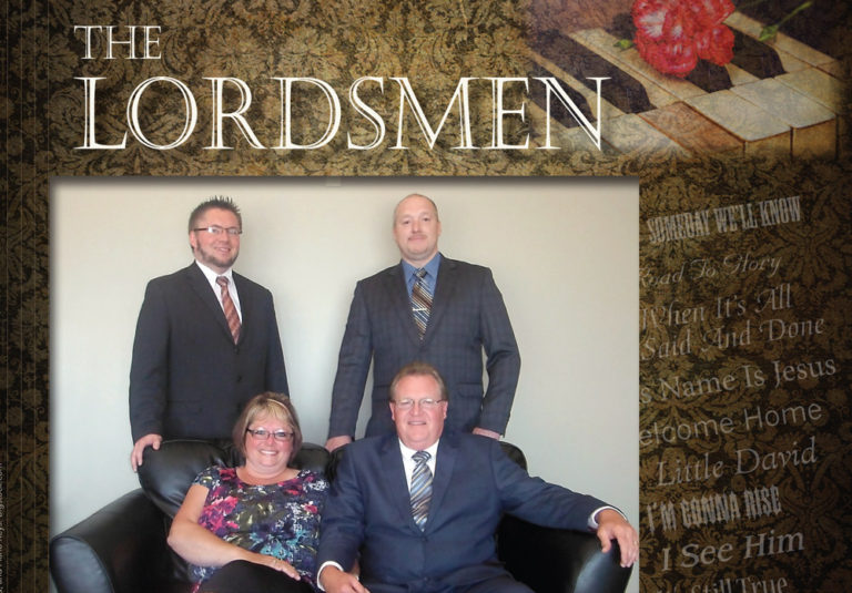The Lordsmen June-July Feature Artist