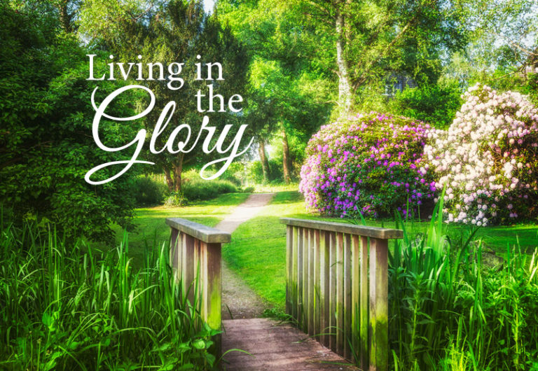 Living In The Glory