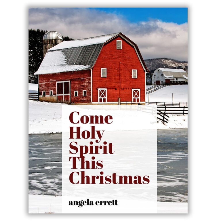 Come Holy Spirit This Christmas
